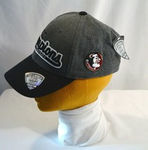 New Florida State University FSU Seminoles 2012 ACC Football Champions Hat / Cap - $15.88