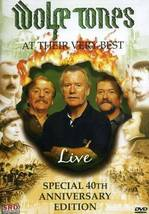 At Their Very Best: Special 40th Anniversary Edition by The Wolife Tones - DVD