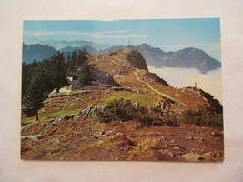 Ruhpolding rauschberg Continental Sized Postcard - $2.49