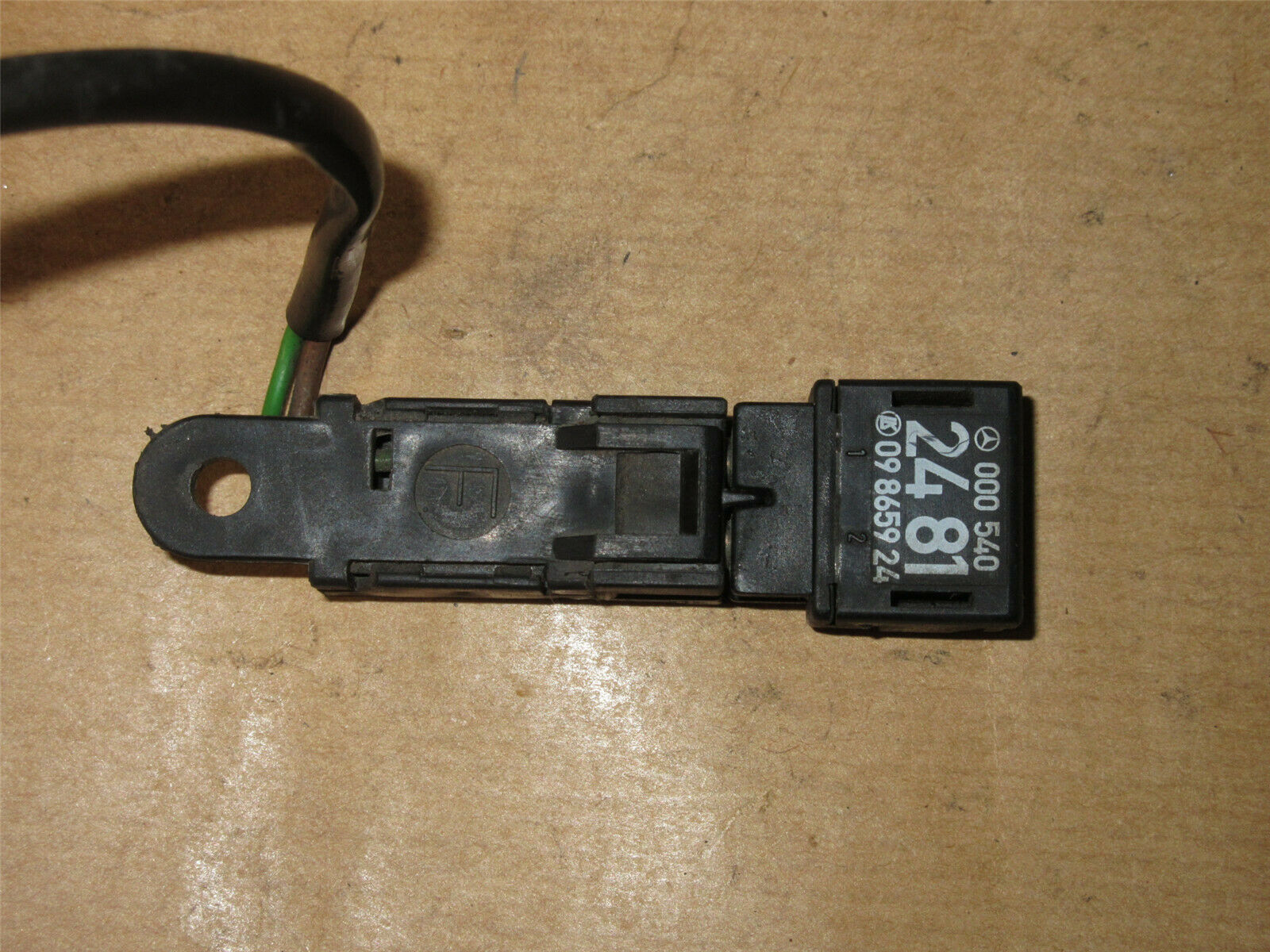 Fit For 86-93 Mercedes Benz 300E W124 Relay 000 540 24 81-09 8659 24 - $26.80