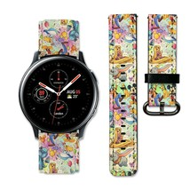 Disney Dumbo Watch Band 20mm 22mm for Samsung Galaxy 3 Active Gear s3 st... - $19.99