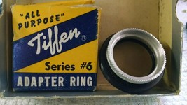 """ALL PURPOSE"" TIFFEN SERIES #6 ADAPTER RING e71 - $6.42"