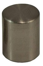 Urbanest Cylinder Lamp Finial for Lamp Shades, Brushed Nickel?1 Pack - $4.94
