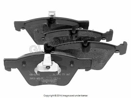 BMW E90 E46 Z4 325i 328i 330i (2006-2011) FRONT Brake Pad Set GENUINE + ... - $201.25