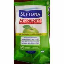 Hand wipes 99.9%  green apple fragrance  - $11.04
