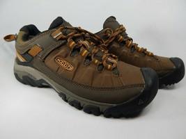 Keen Targhee EXP Low Top Size 7.5 M (D) EU 40 Men's WP Hiking Shoes 1017722