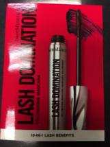 BareMinerals Lash Domination Volumizing Mascara Intense Black Sample - $8.99