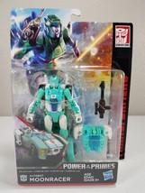Transformers Power of the Primes - Deluxe Class - Moonracer - Hasbro 2017 - $19.50