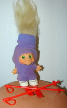 RARE Vintage 1965 Excellent Condition Scandia House True Troll Skiing - $59.39
