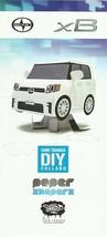 2013 Scion xB Shin Tanaka DIY PAPER SHAPERS brochure catalog US Toyota - $8.00