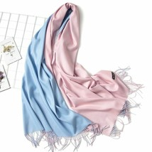 Scraf Hot Winter Scarf Double Side Women's Scarves Fashion Warm And Soft... - $19.40