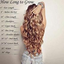【7 Days Coupon】Sunny Prebonded U Tip Human Human Hair Extensions-Balayge Color H image 3