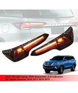 L.E.D Rear Taillight Tail Light For Toyota Fortuner 2016 2017 2018 2019 - $436.30