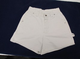 Women's vintage High Waisted Lee Carpenter Shorts Size 6 - $19.99