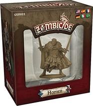 Zombicide: Black Plague–Homer Edge Entertainment edgbp22 - $28.39