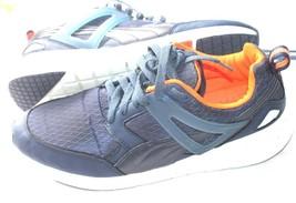 Puma Men's Aril Modern Tech Cross Training Peacoat/Vermillion Orange Siz... - $34.65