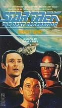 Ghost Ship (Star Trek The Next Generation, No 1) Book - $2.97