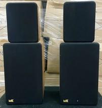 Pair of Miller & Kreisel M&K Satellite 1B Speakers - $246.51