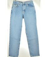 Calvin Klein jeans 11 x 31 Easy Fit vintage NWOT button fly high waist m... - $49.49