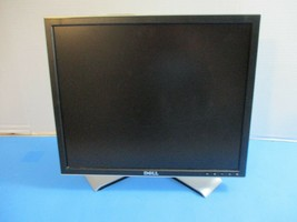 Dell 19'' LCD Monitor 1280 x 1024 USB VGA DVI 1907FPc WITH STAND NO CORDS - $49.99