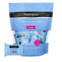 Neutrogena Makeup Remover Facial Towelettes 1 Pack = 20 Wipes New Expedited Ship - $7.91+