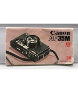 Vintage Canon AF35 35mm Camera Instructions Manual - $34.30