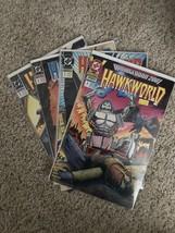 Hawkworld Bundle (Annual #2,Issues 3,4,5) 1991, DC - $9.49