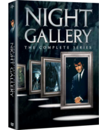 Night Gallery The Complete Series (DVD, 2017, 10-Disc Set) - $18.99