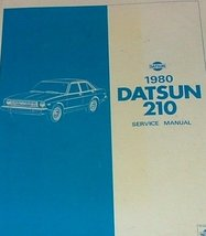 1980 Datsun 210 Service Manual, Model B310 Series [Paperback] Nissan - $39.97