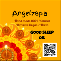 Spellbound Good sleep  Oil hand made by angel7spa   - $8.24
