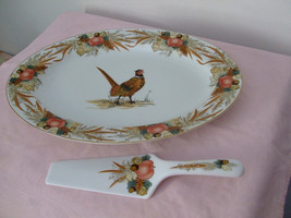 Autumn Cornucopia by Sadek china - $49.99