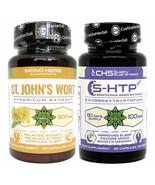 5-HTP 80 Caps 100 mg | Serotonin | Depression | St John's Wort | Nervous... - $38.60