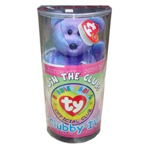 Clubby IV Bear Sealed Unopened Case BBOC Kit Ty Beanie Baby MWMT Retired - $24.70