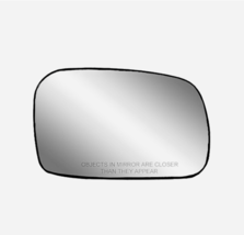 For 06-11  Civic 2 Door Coupe Right Passenger Mirror Glass w/ Rear Holder - $22.72