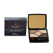 DIOR 5 COULEURS DESIGNER ALL-IN-ONE PROFESSIONAL EYE PALETTE 5.7G #708 NIB - $55.44