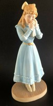 "Enesco Treasured Memories Figurine ""Wednesday's Child Is Full of Woe"" #60062 '84 - $14.84"