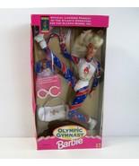 Mattel 1996 Atlanta Olympics Games Olympic Gymnast Barbie in the Box - $14.99