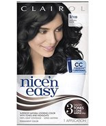 Nice 'n Easy Permanent Color, 2/122 Natural Black 1 ea by Clairol - $29.39