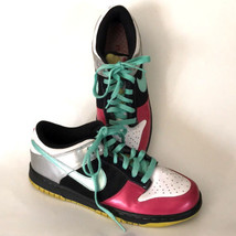 "Nike 6.0 ""Dunk"" 2008 sz 9 Womens/40.5 EU Basketball Athletic Shoes - €38,44 EUR"