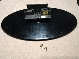 "Samsung 32"" LN32A450C1D Base Stand BN61-02942A BN61-03868X with screws L... - $24.99"