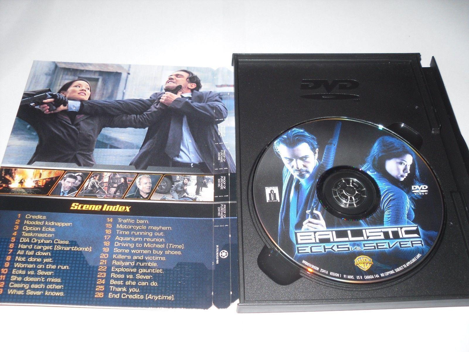 Bandits (DVD, 2002, Special Edition)  Antonio Banderas, Lucy Liu