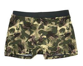 Boys Swimwear Swim Short of Kids Camouflage Pattern