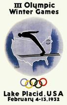 Iiiolympicwintergames lakeplacid usa 1932 advertisingpostersmall thumb200