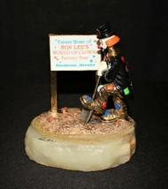 Ron Lee Hobo Joe World of Clowns Factory Tour Henderson, NV Sculpture Fi... - $85.00