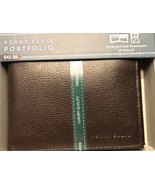 Perry Ellis Portfolio Pass case with removable Wallet - $27.00