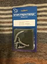 1983 TSR D&D Star Frontiers Miniatures 3 Figs #5802 Funnel Worm & Korrva... - $13.55