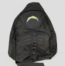 Los Angeles Chargers Sling Backpack Teardrop Black - $34.99