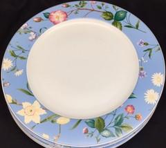 "Claire Murray Sakura Oneida Dinner Plate Claire's Garden 10 3/4"" Diamete... - $24.74"
