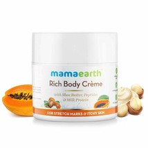 Mamaearth Body Creme Cream | For Stretch Marks and Scars | 100ml | Free ... - $19.37