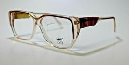 Authentic Nordic International Elle 168 Red Eyeglasses Frame 58-14-140 - $98.01